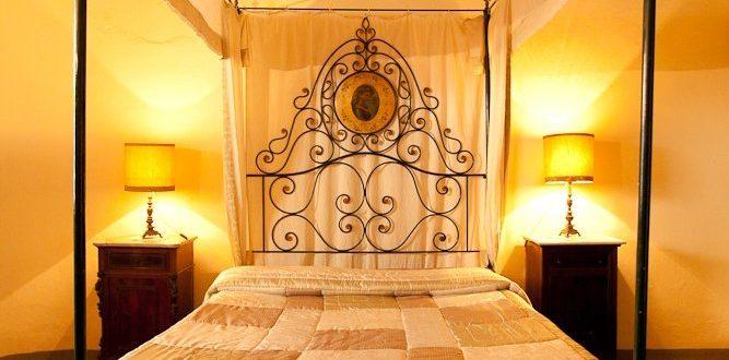 Bedroom of House Lanciotto