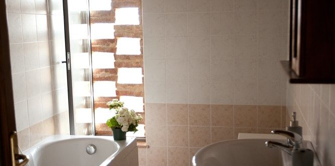 Bathroom of House Il Signorino