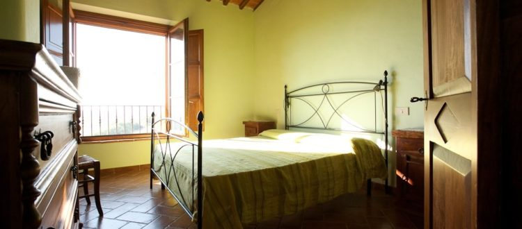 Bedroom of House Il Signorino