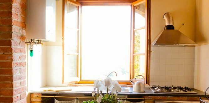 Kitchen of House Il Signorino
